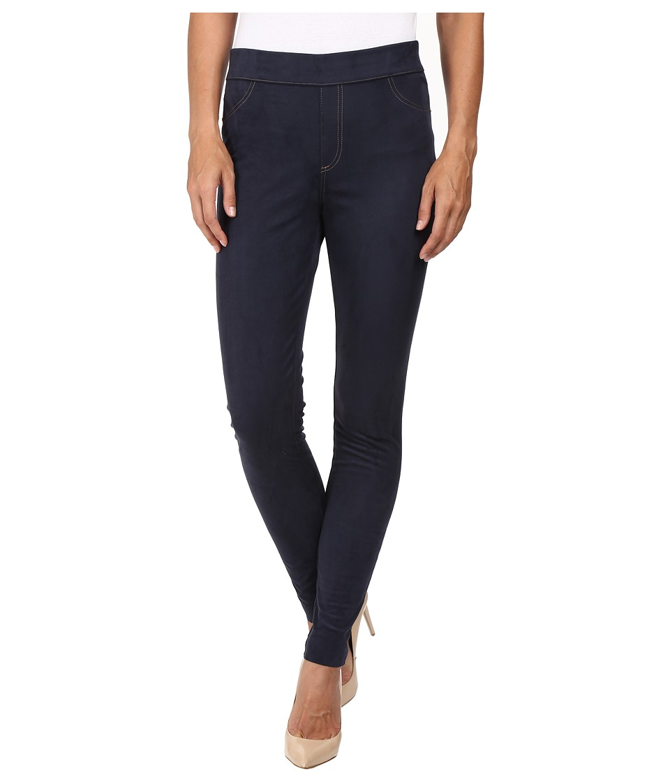 Wolford - Velour Jeggings (Midnight) Women's Casual Pants