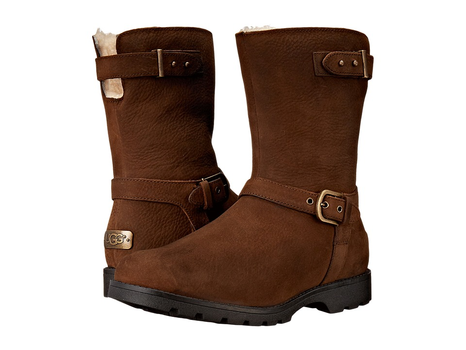 UGG - Grandle (Toast) Women's Zip Boots
