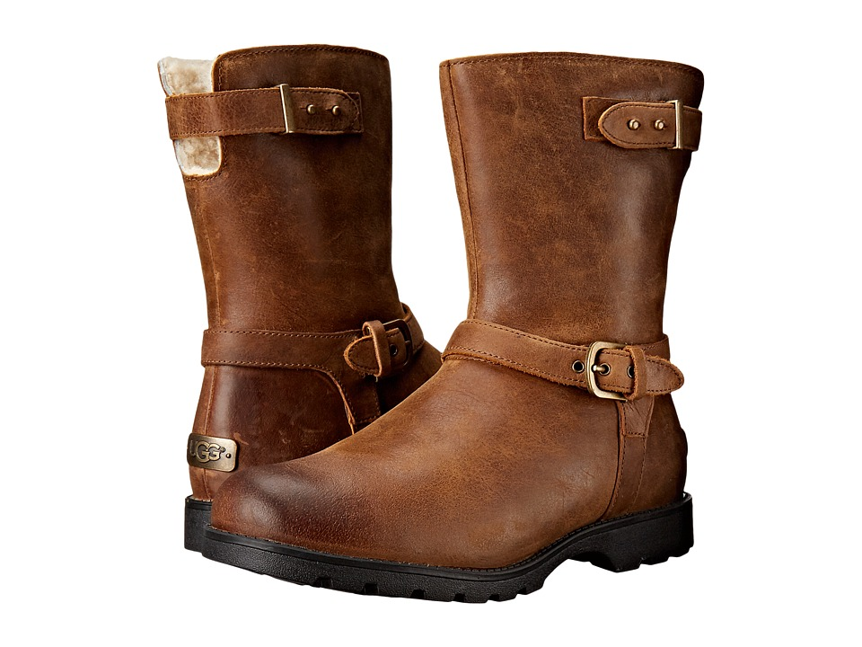 UGG - Grandle (Chestnut) Women's Zip Boots
