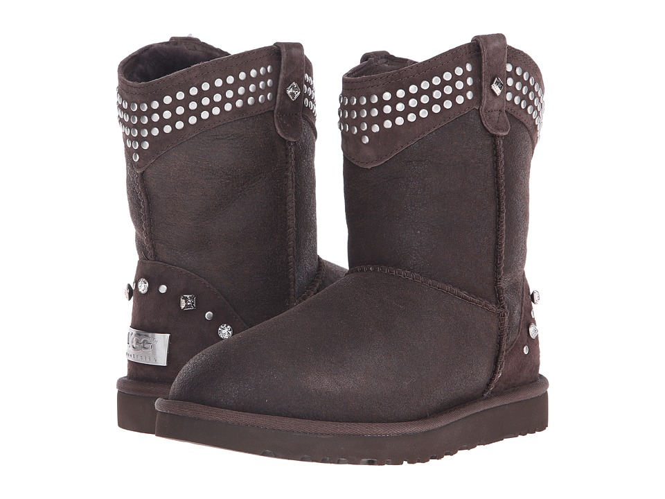 UGG - Bowen (Chocolate) Women's Boots