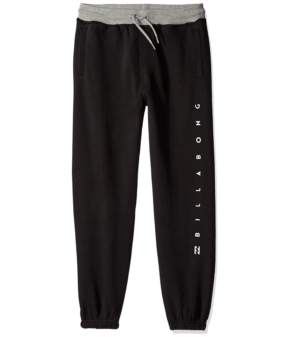 Billabong Kids - Pathfinder Cuffed Pants (Big Kids) (Black) Boy's Casual Pants