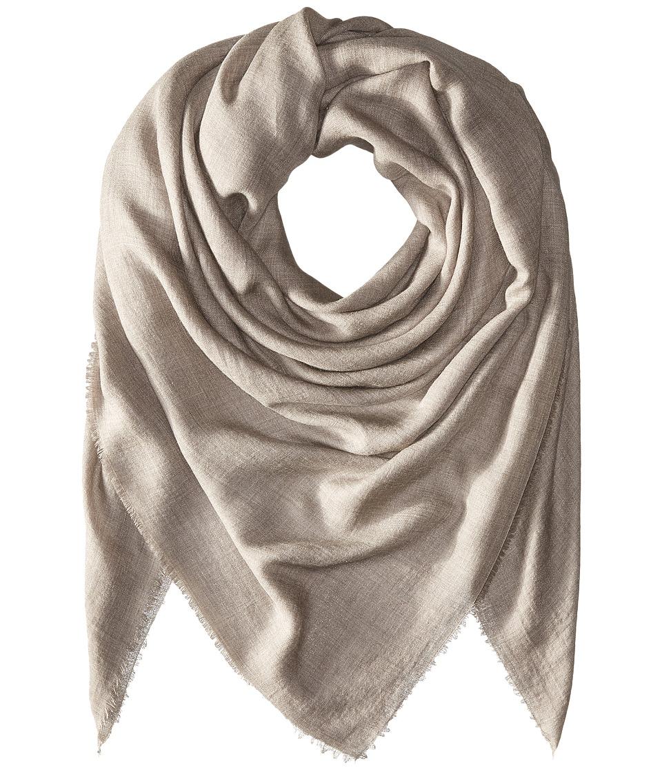 Wolford - Wool Melange Scarf (Silver) Scarves