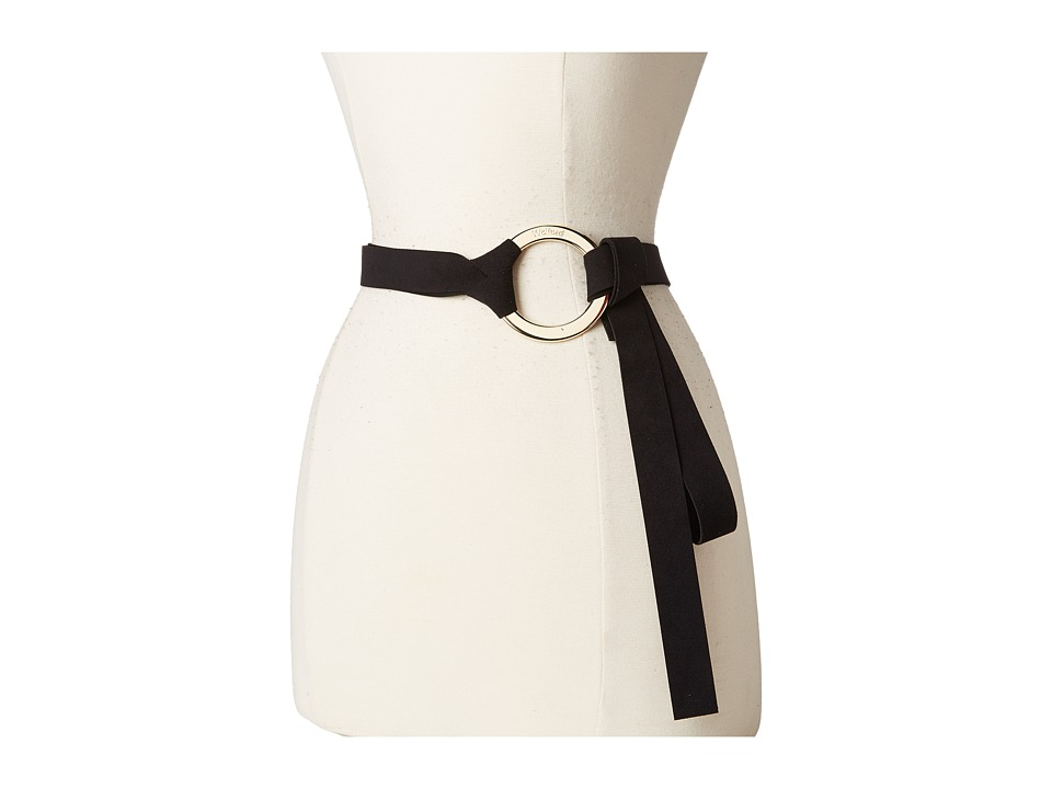 Wolford - Ring Belt (Black) Women's Belts