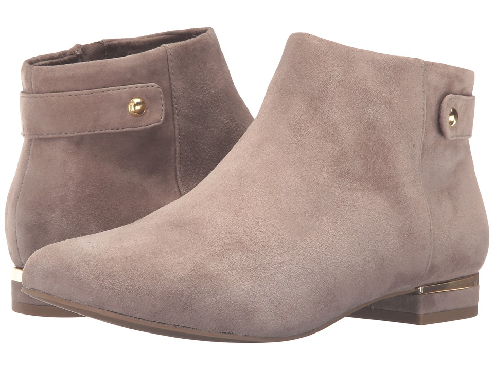 Seychelles Fauna (Taupe Suede) Women