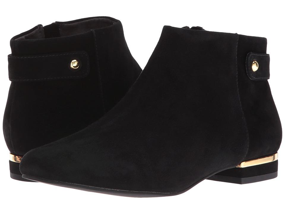 Seychelles - Fauna (Black Suede) Women's Boots