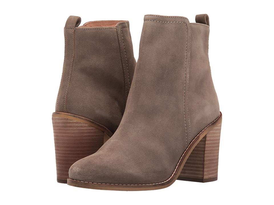 Seychelles - Lounge (Taupe Suede) Women's Boots