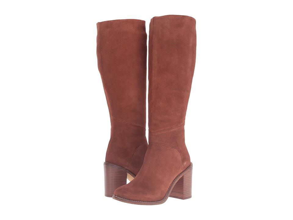 Seychelles - Memory (Cognac Suede) Women's Boots