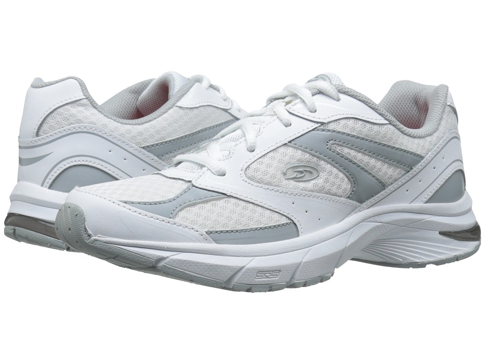 Dr. Scholl's - Pivot (White) Women's Shoes