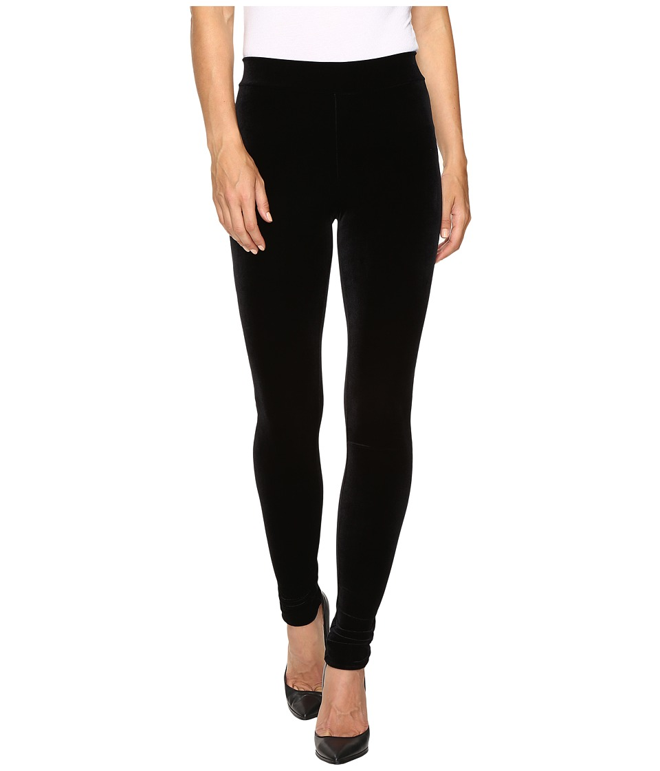 Wolford - Velvet Leggings (Black) Women's Workout