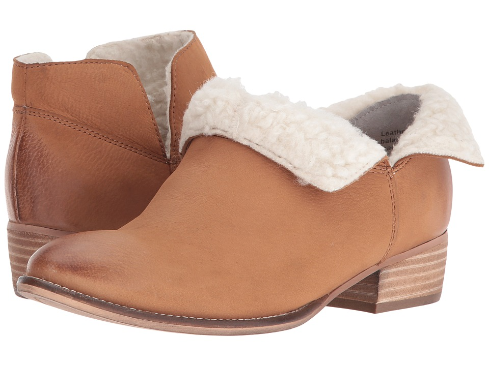 Seychelles - Snare Cozy (Tan Nubuck/Shearling) Women's Pull-on Boots