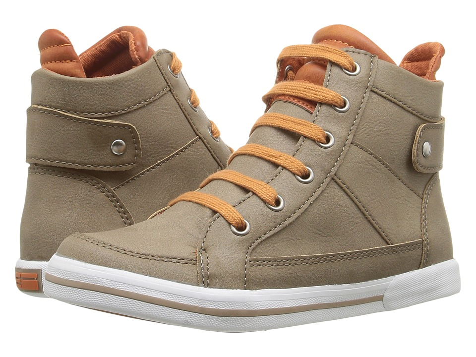 Elements by Nina Kids - Willie (Little Kid/Big Kid) (Taupe) Boys Shoes