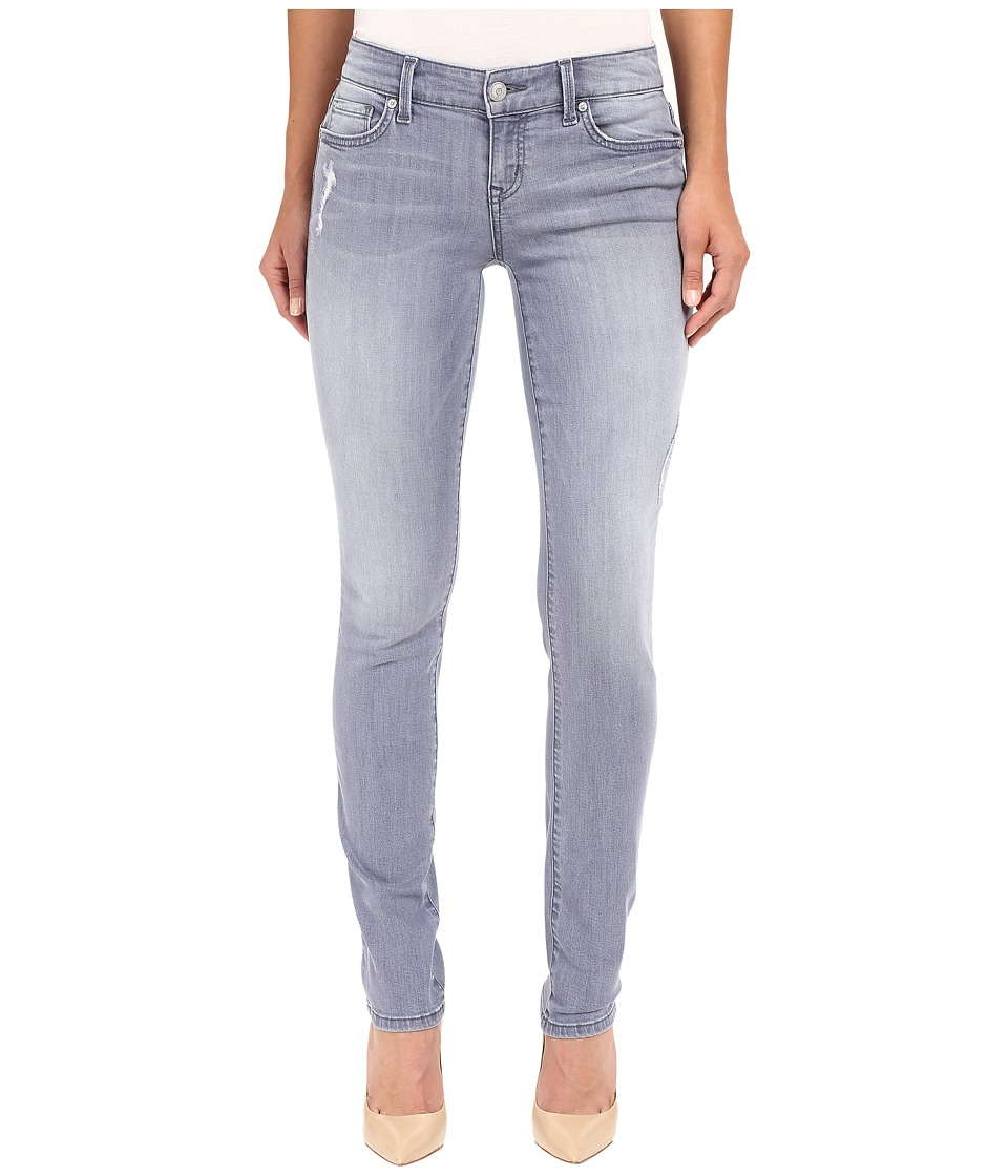 Level 99 - Lily Skinny Straight in Violet (Violet) Women's Jeans