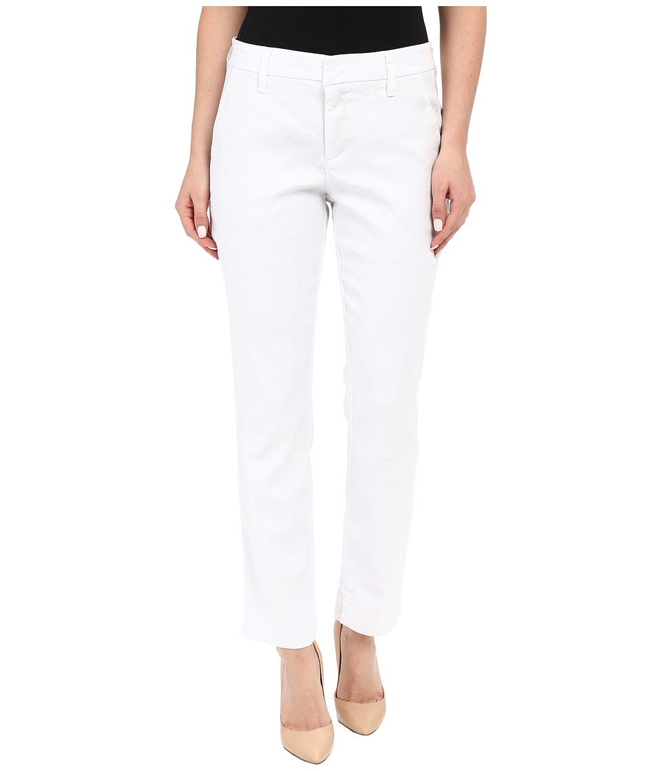 Level 99 - Becky Trousers (Optic White) Women's Casual Pants