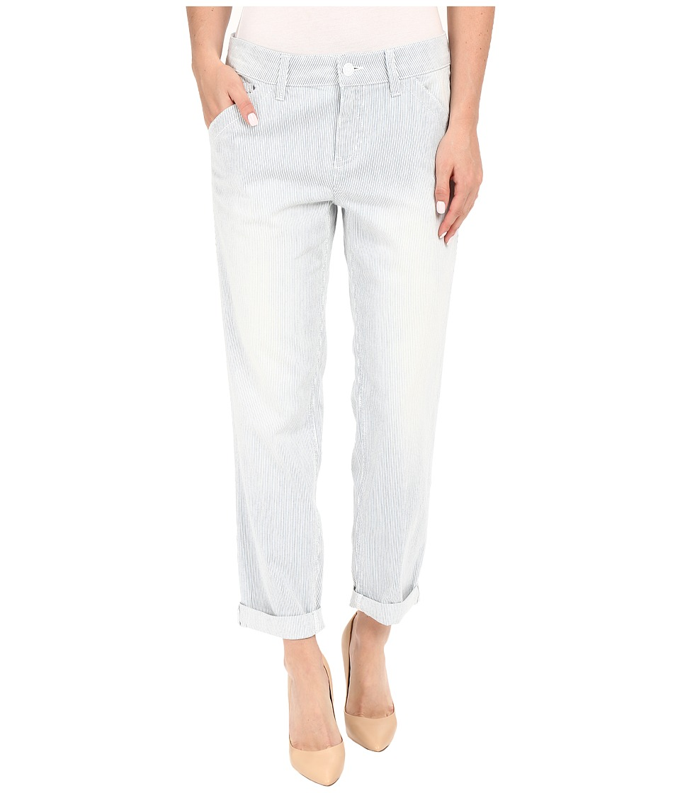 Level 99 - Ryan Tomboy Trousers (At Sea) Women's Casual Pants