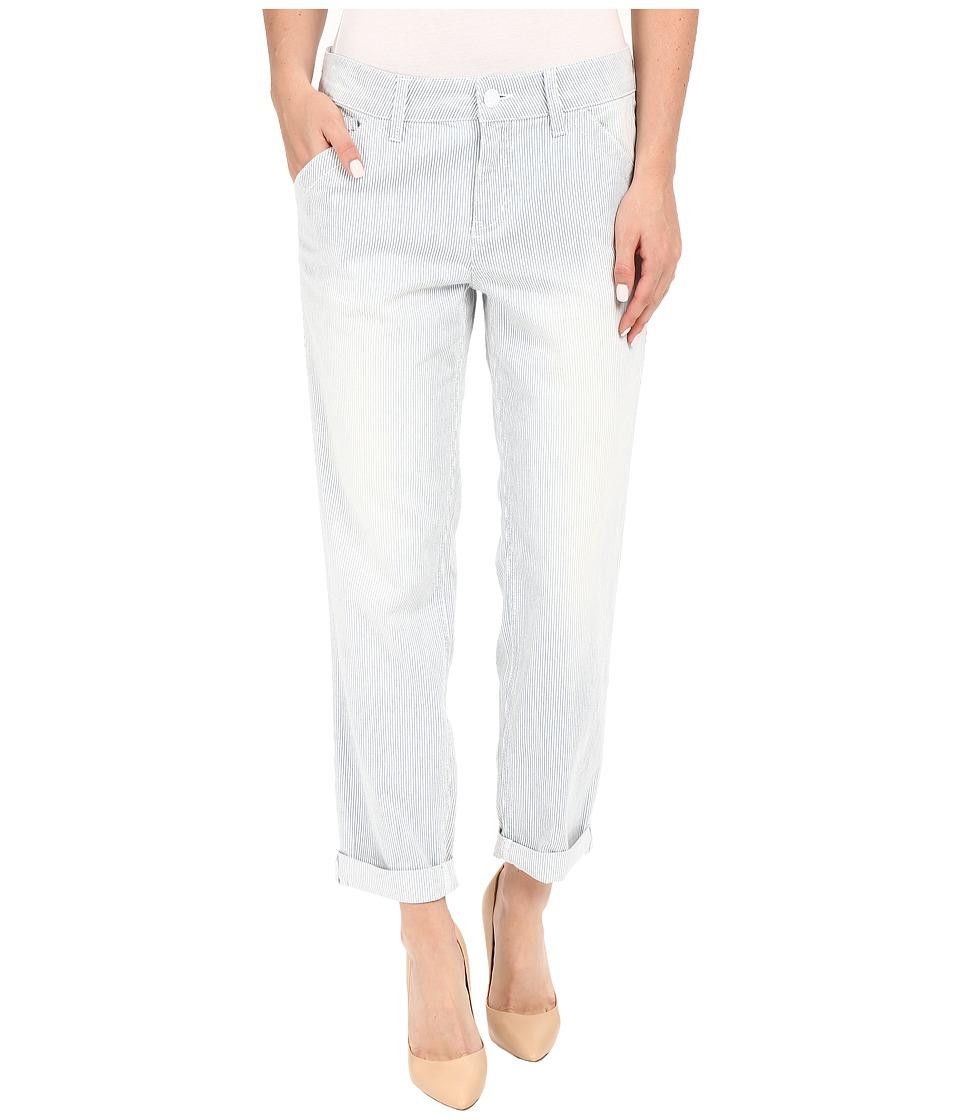 Level 99 - Ryan Tomboy Trousers (At Sea) Women's Casual Pants
