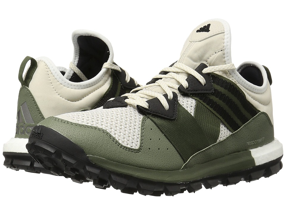 adidas - Response TR (Clear Brown/Iron Metallic/Base Green) Men's Running Shoes