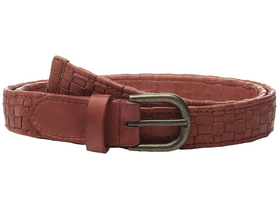 Liebeskind - F1169600 Sheep Leather (Lipstick) Women's Belts