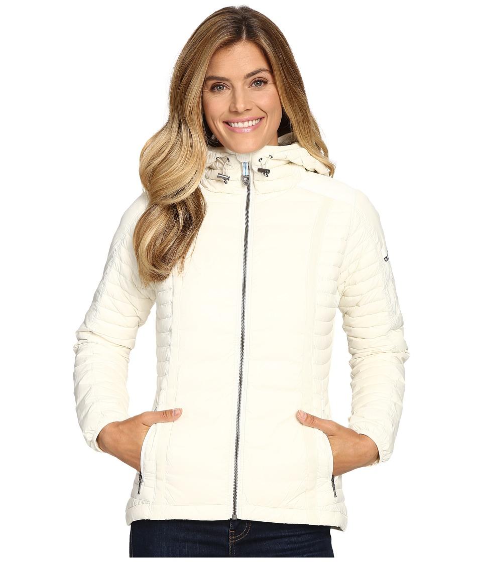 KUHL - Spyfire Hoodie (Ivory) Women's Sweatshirt