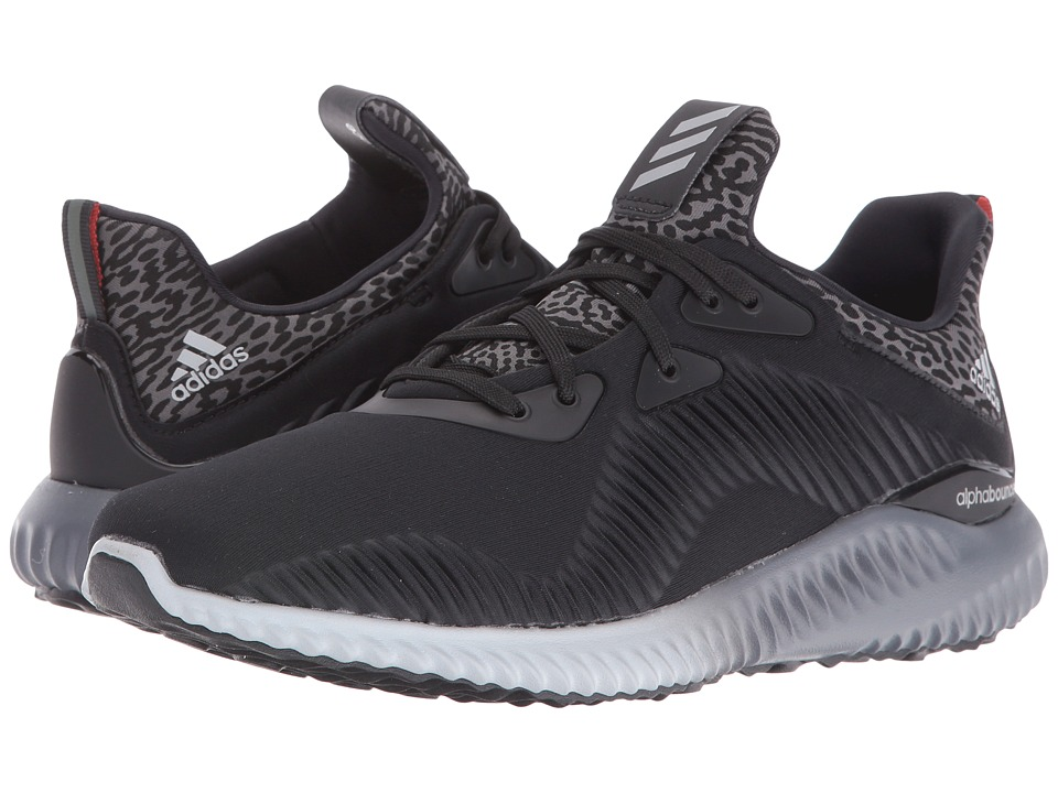 adidas Running - Alphabounce (Black/Silver Metallic Granite 1) Women's Running Shoes