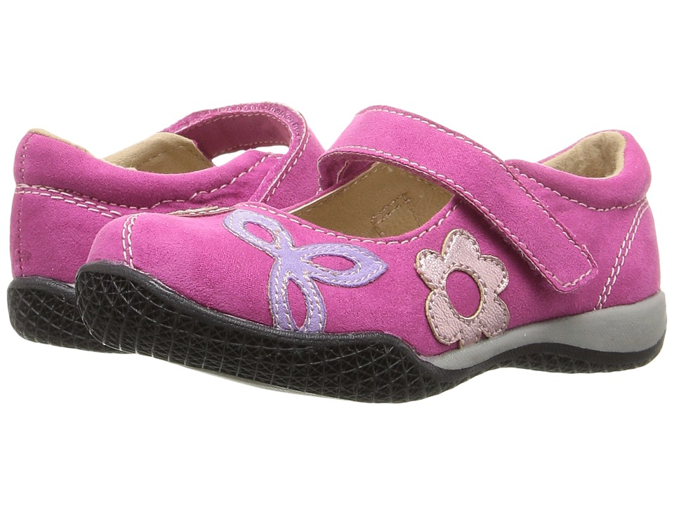 W6YZ - Itsy (Toddler/Little Kid) (Fuchsia) Girls Shoes