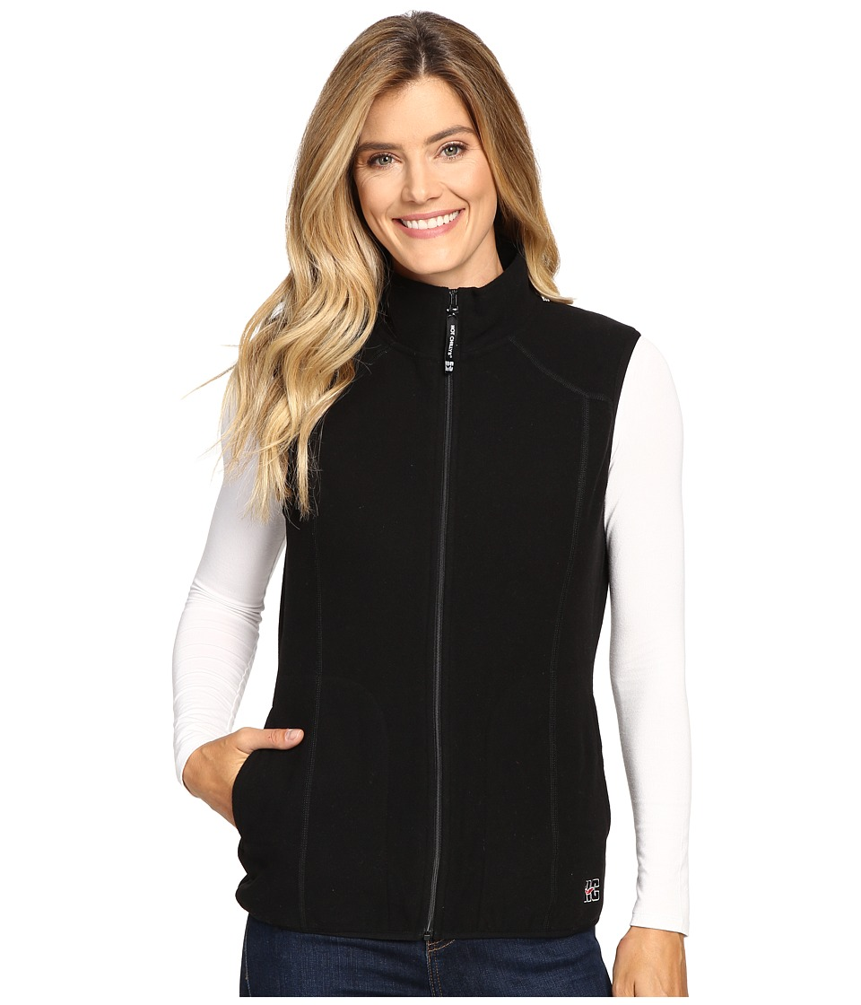 Hot Chillys - Baja Vest with Binding (Black) Women's Vest