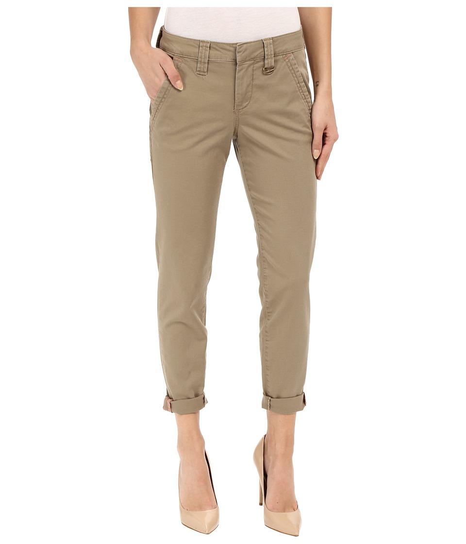 Jag Jeans - Dana Tapered Boyfriend Chino Pant in Bay Twill (Hazelnut) Women's Casual Pants plus size,  plus size fashion plus size appare