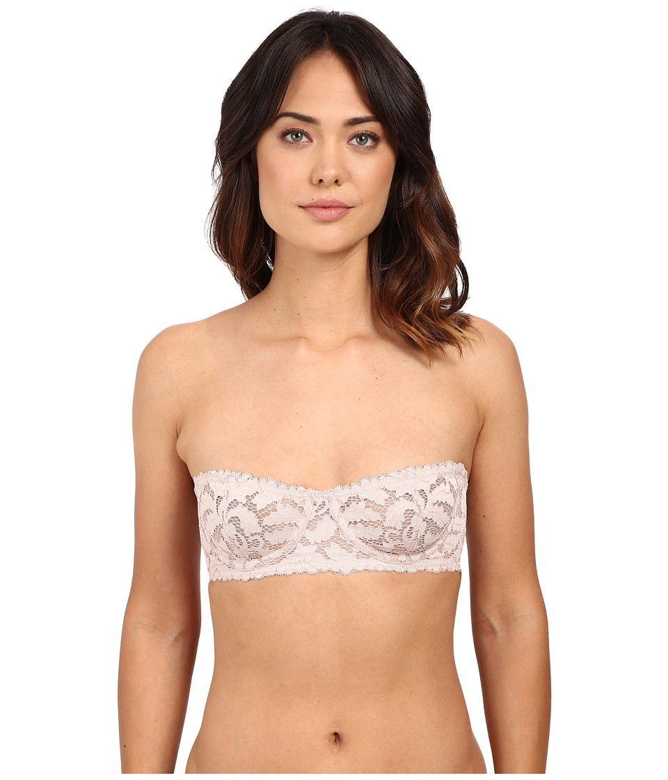 Free People - Love Letters Lace Convertible Underwire Bra OB407880 (Pale Pink) Women's Bra