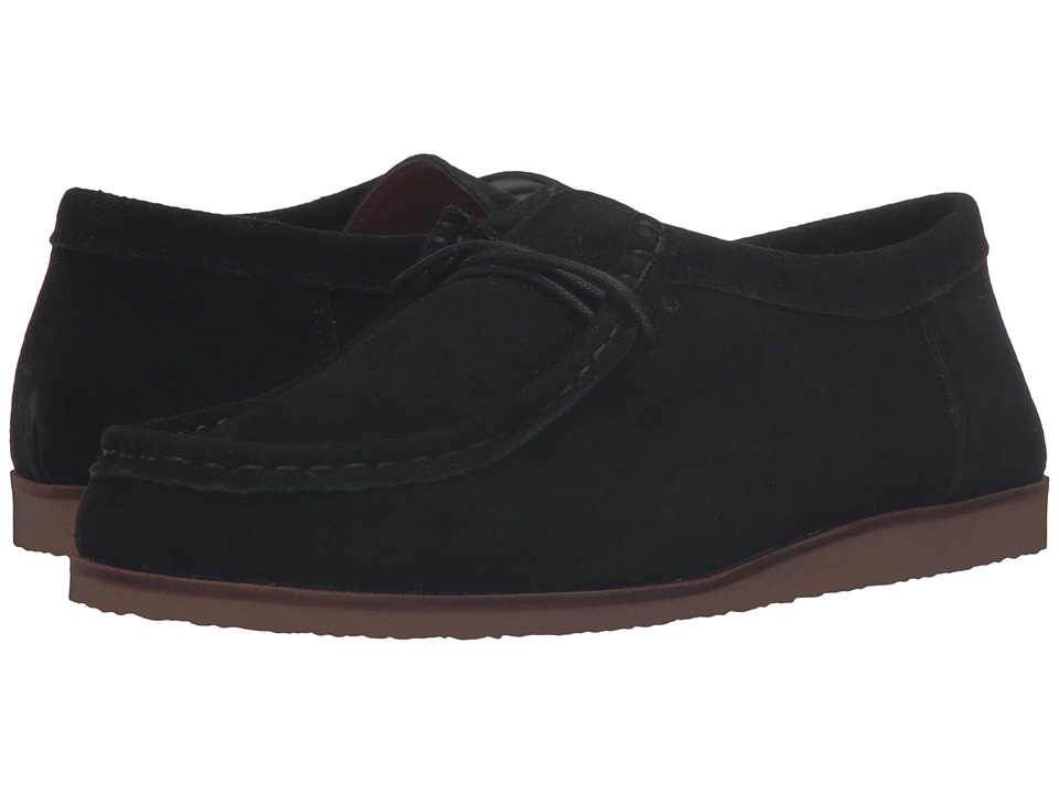 Lucky Brand Acaciah (Black Oil Suede) Women