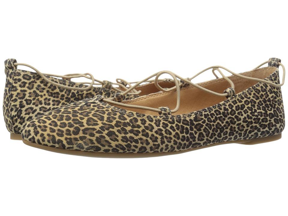 Lucky Brand Aviee (Sesame Persian Leopard) Women