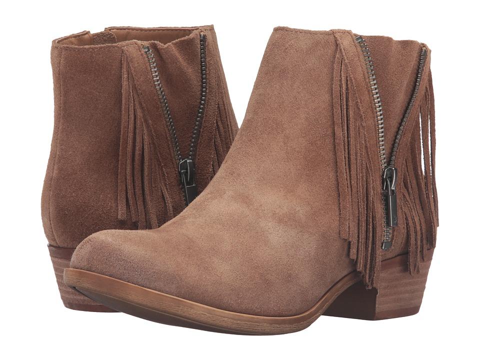 Lucky Brand - Beeliner (Sesame Oil Suede) Women's Boots