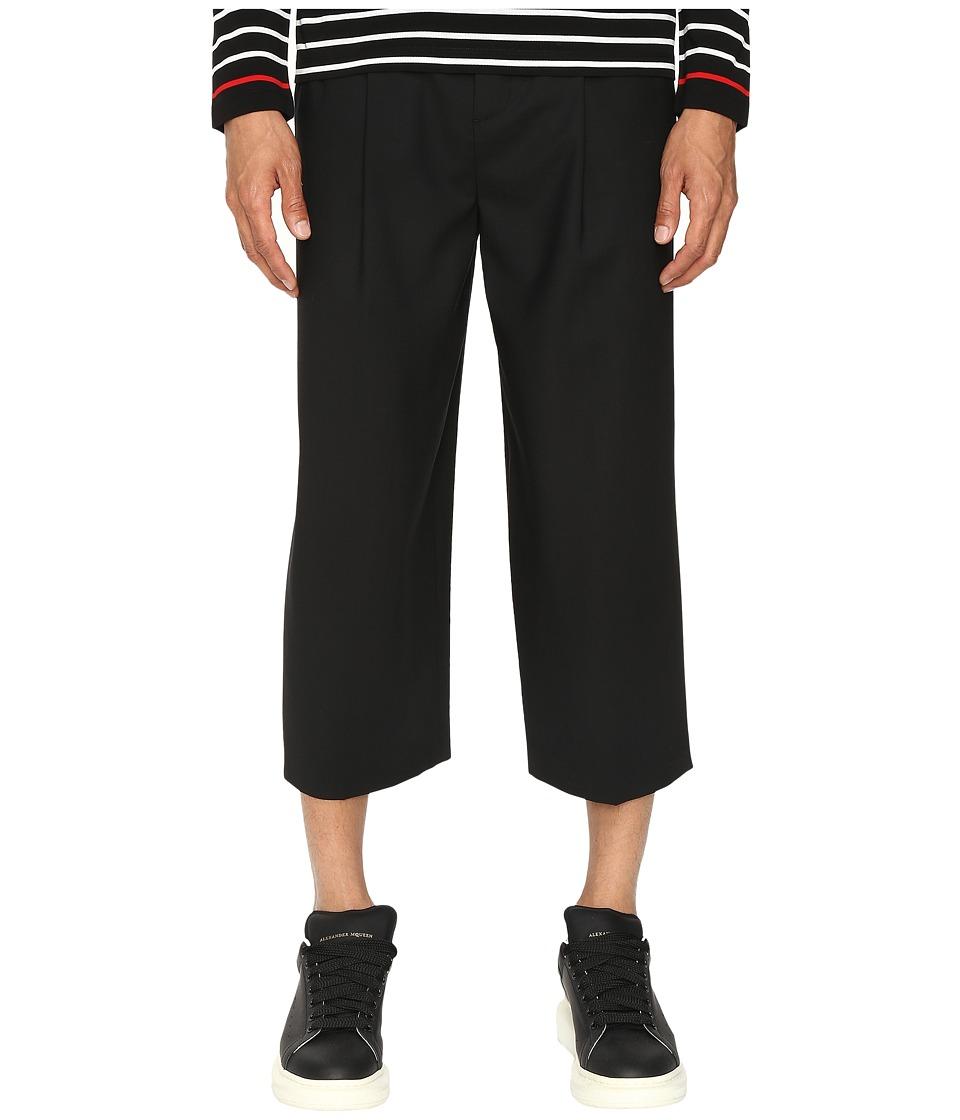 McQ - Smith Trousers (Darkest Black) Men's Casual Pants