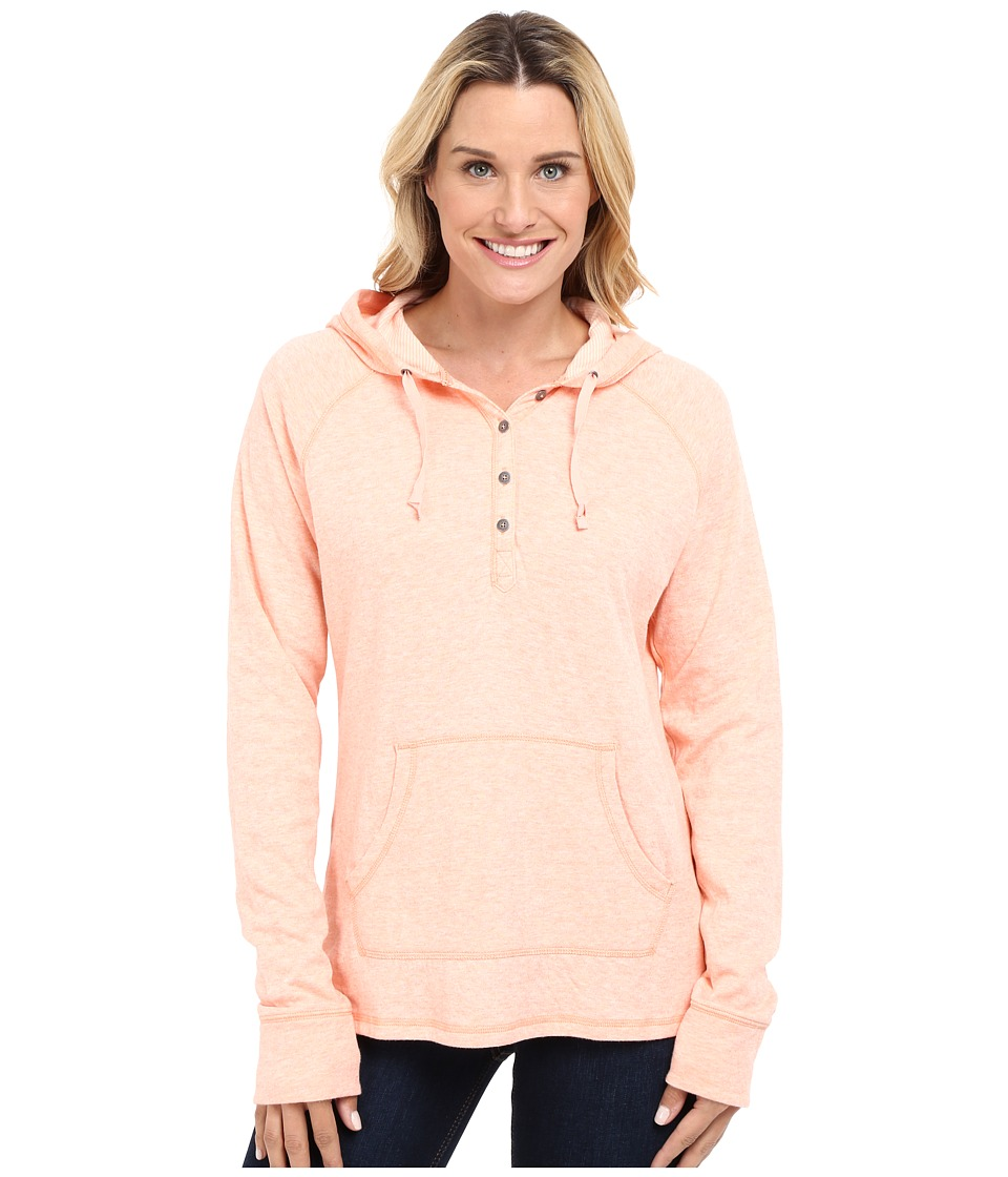 Carhartt Pondera Shirt (Fresh Peach Heather) Women