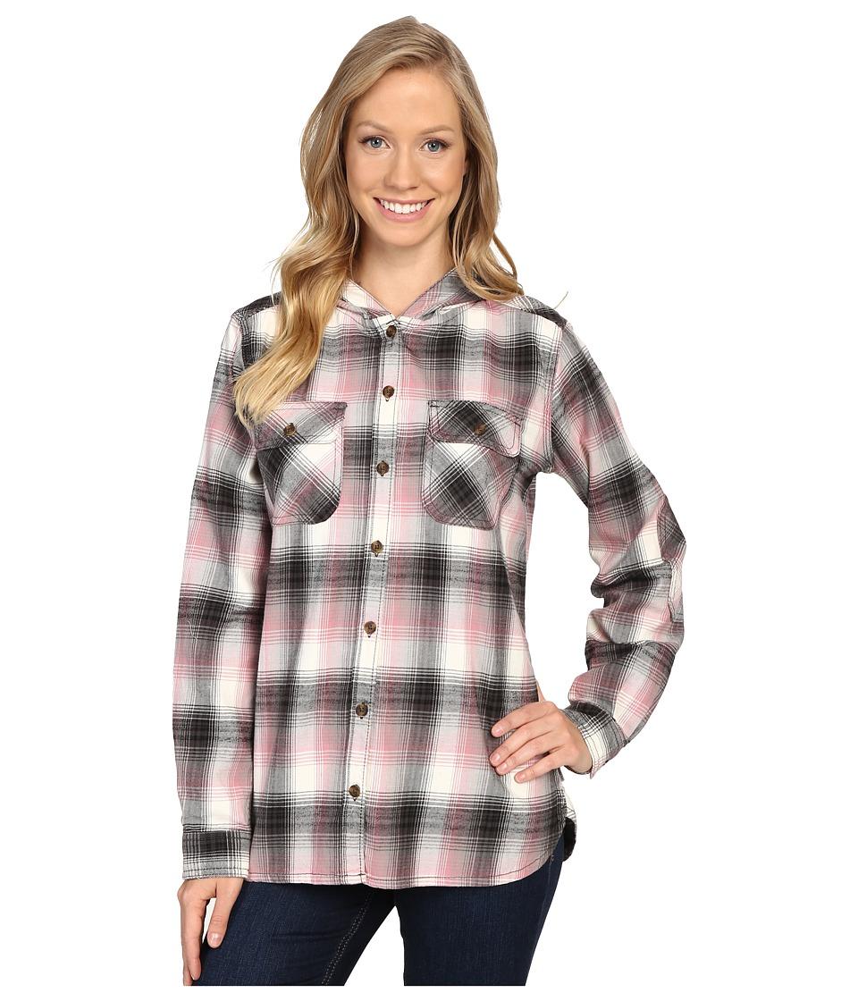 Carhartt - Belton Shirt (Lilas) Women's Clothing