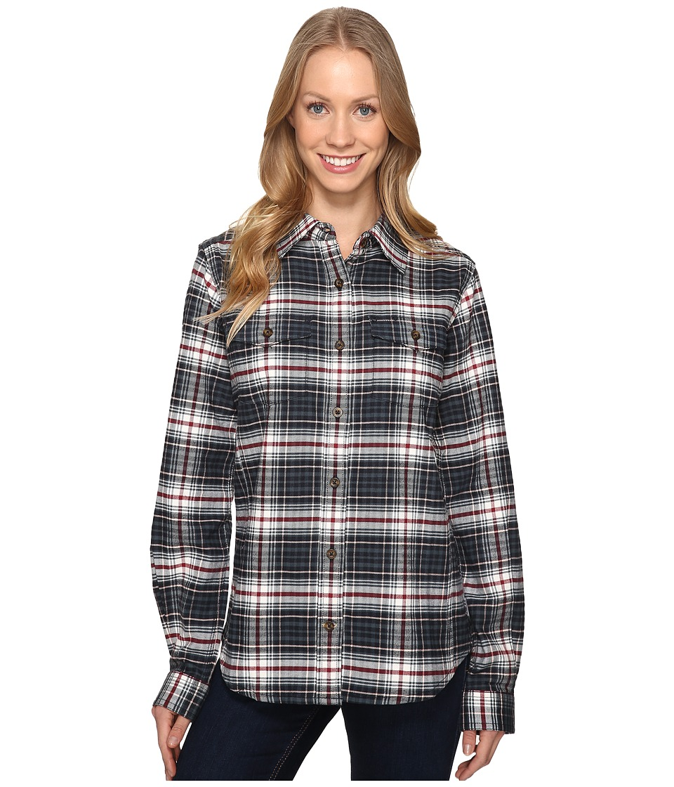 Carhartt - Hamilton Shirt (Minimal Gray Heather) Women's Clothing
