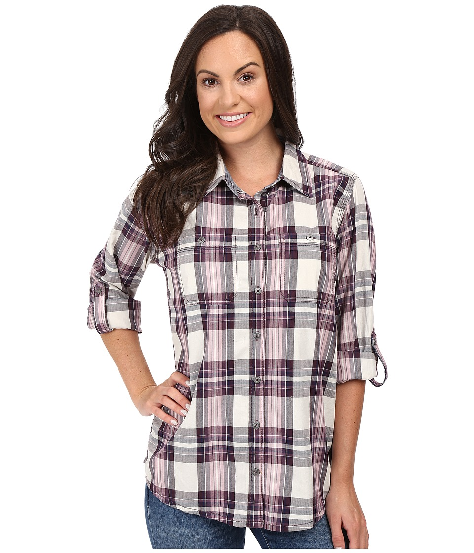 Carhartt - Dodson Shirt (Plum) Women's Clothing