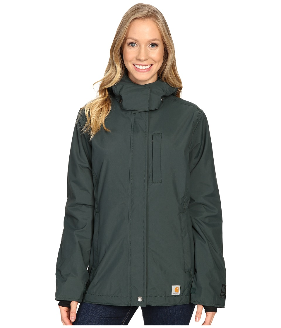 Carhartt - Cascade Jacket (Deep Pine) Women's Coat