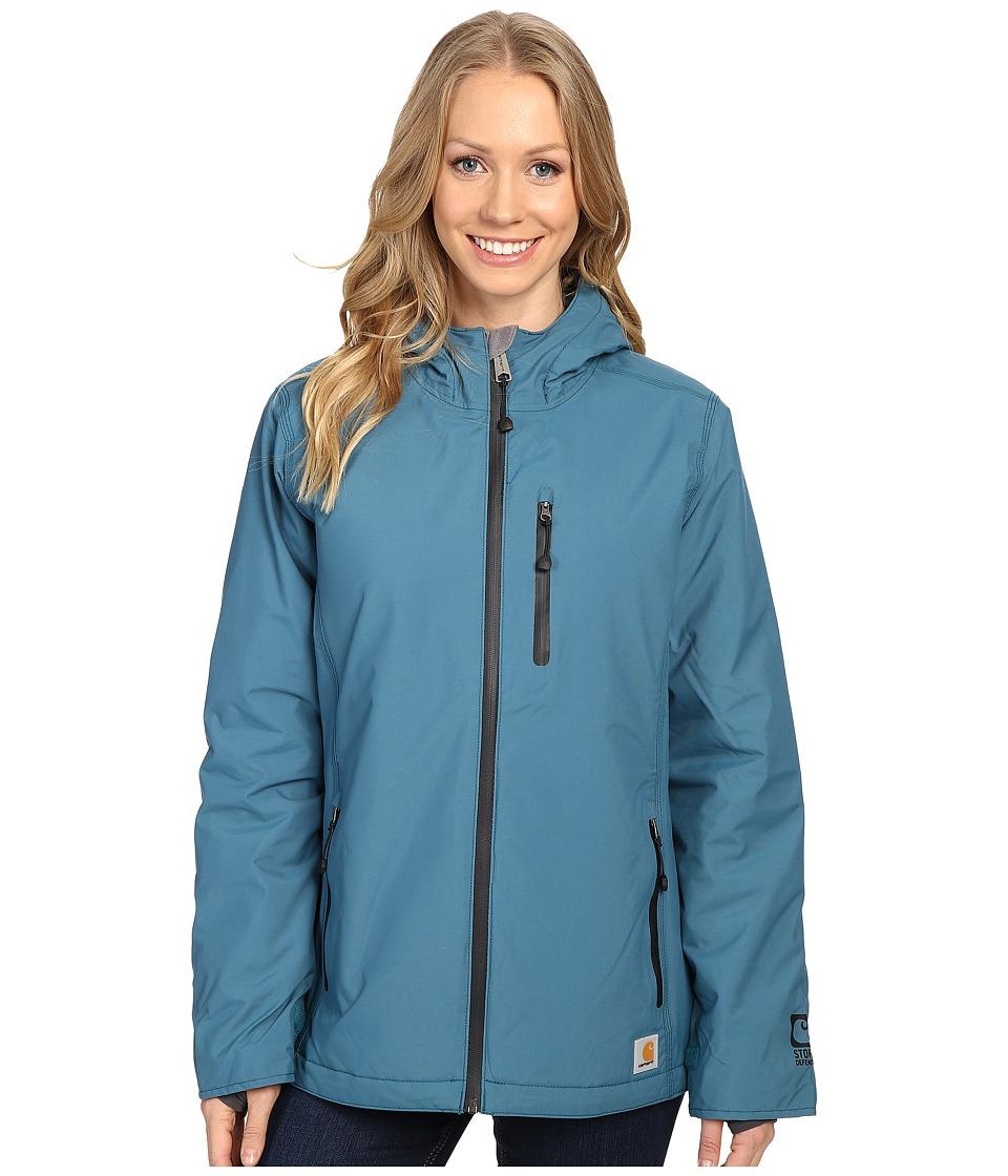 Carhartt - Elmira Jacket (Teal Blue) Women's Coat