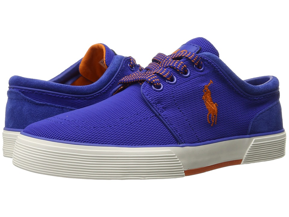 Polo Ralph Lauren Faxon Low (Royal Oval Mesh) Men