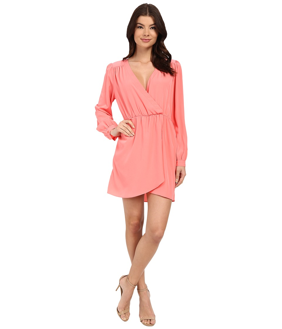 Brigitte Bailey - Demri Dress (Watermelon) Women's Dress