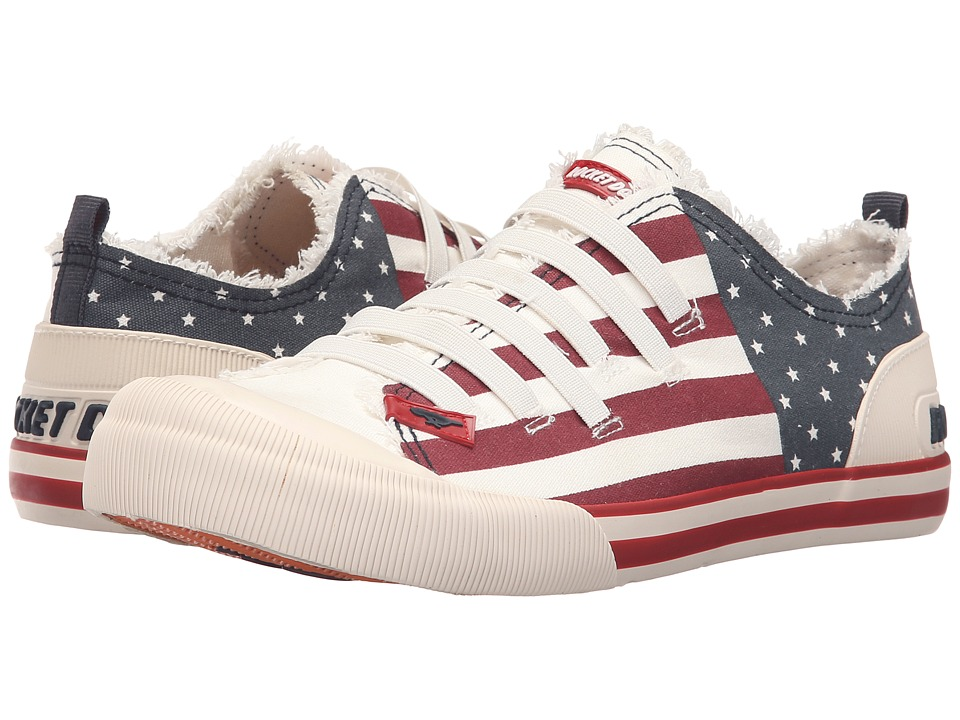 Rocket Dog - Joint (USA Canvas) Women's Lace up casual Shoes