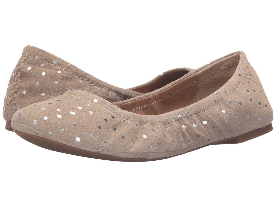 Lucky Brand - Emmie (Grout Dots) Women's Flat Shoes