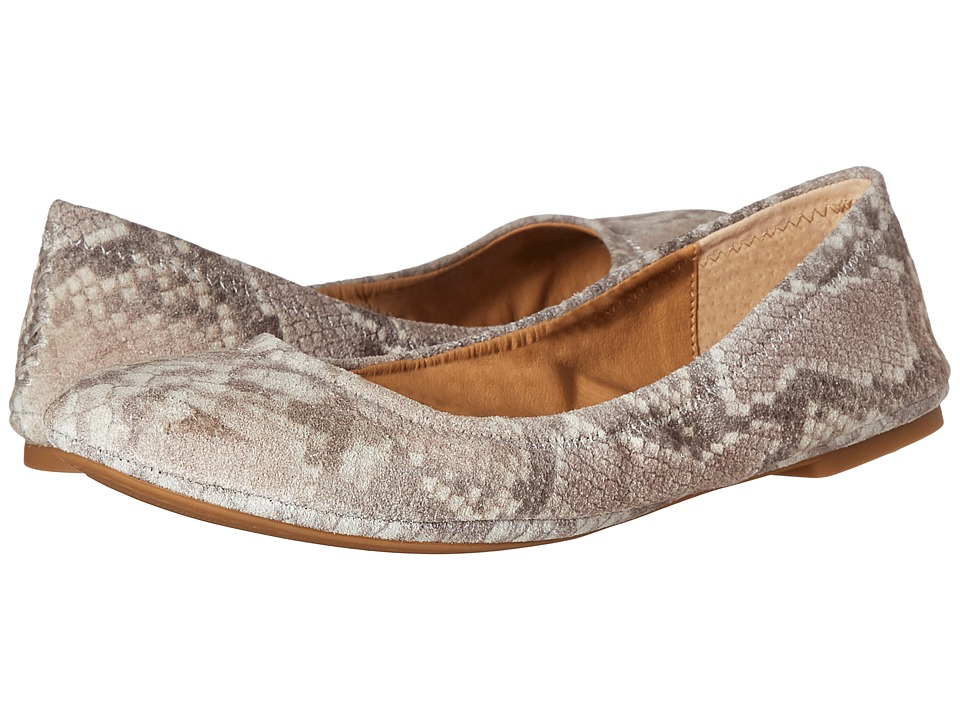 Lucky Brand - Emmie (Grout Sierra) Women's Flat Shoes
