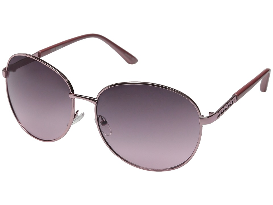 Steve Madden - Aurora (Pink) Fashion Sunglasses