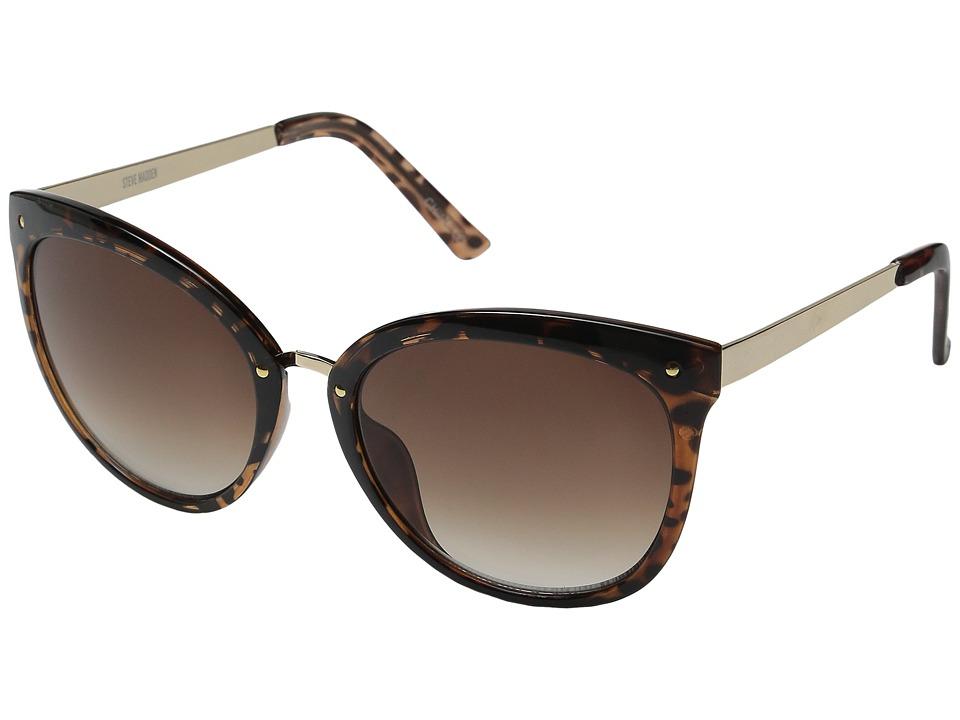 Steve Madden - Shaina (Tortoise) Fashion Sunglasses