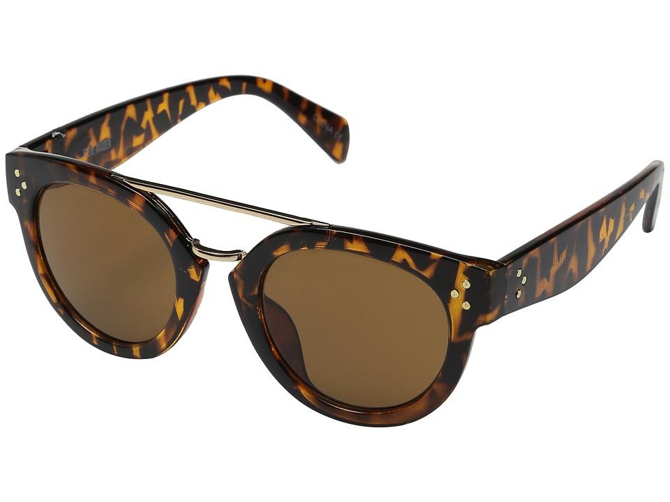 Steve Madden - Serena (Tortoise) Fashion Sunglasses