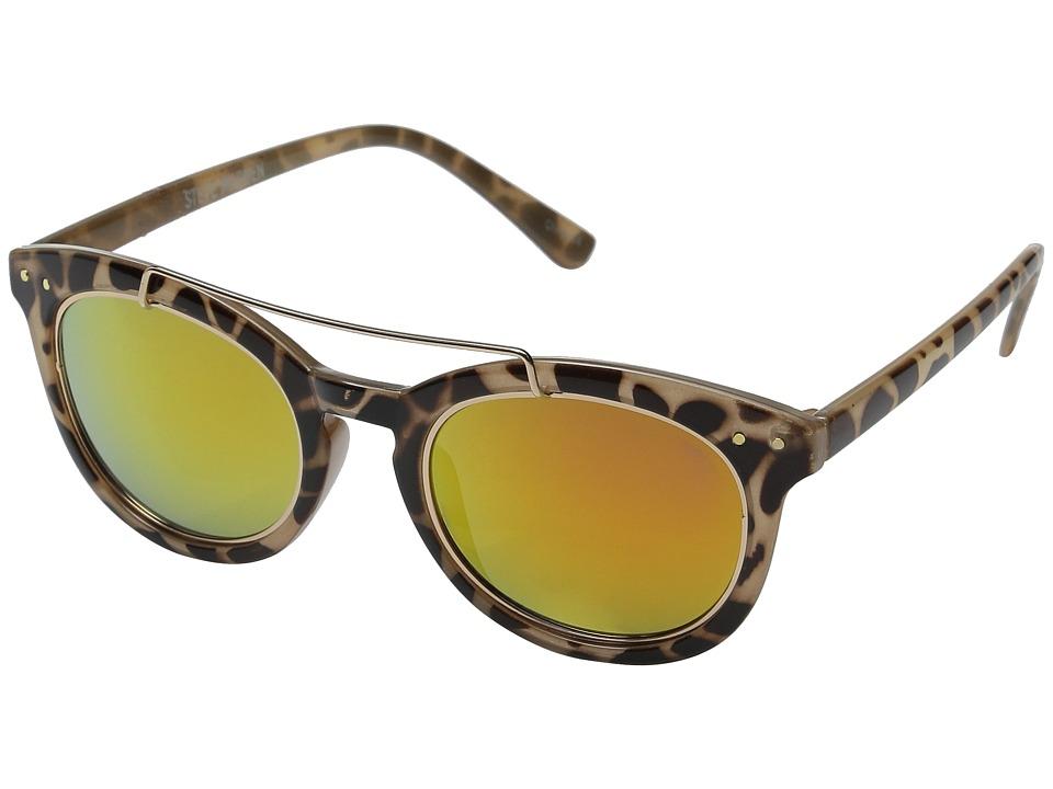 Steve Madden - Scarlett (Tortoise) Fashion Sunglasses