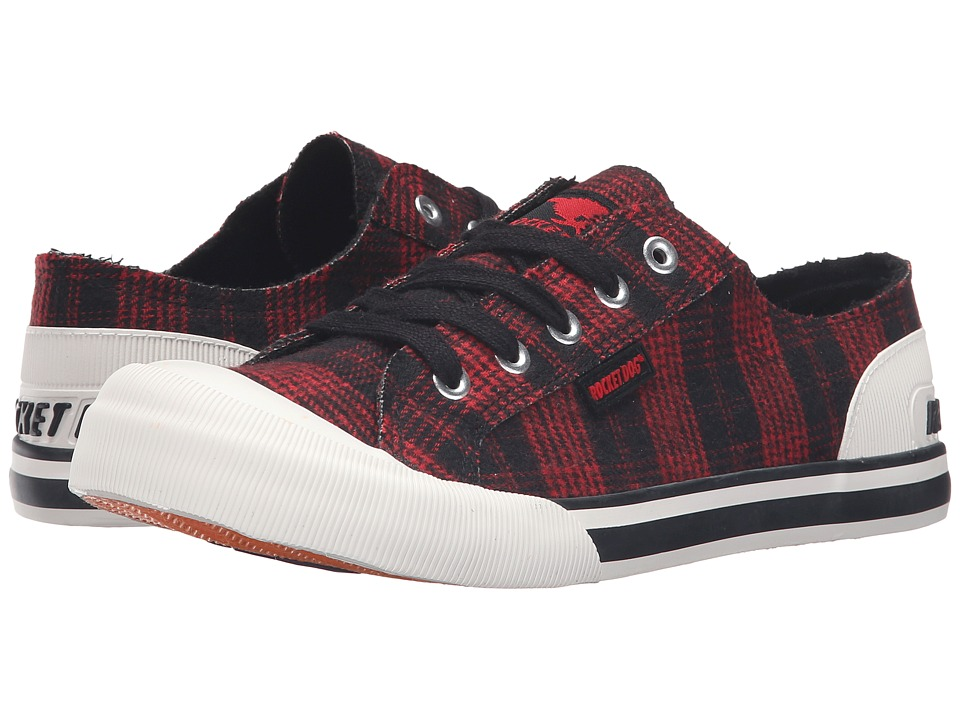 Rocket Dog - Jazzin (Red Altan) Women's Lace up casual Shoes