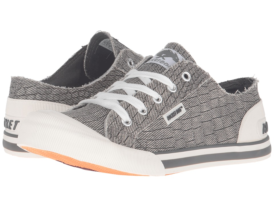 Rocket Dog - Jazzin (Grey Scales) Women's Lace up casual Shoes