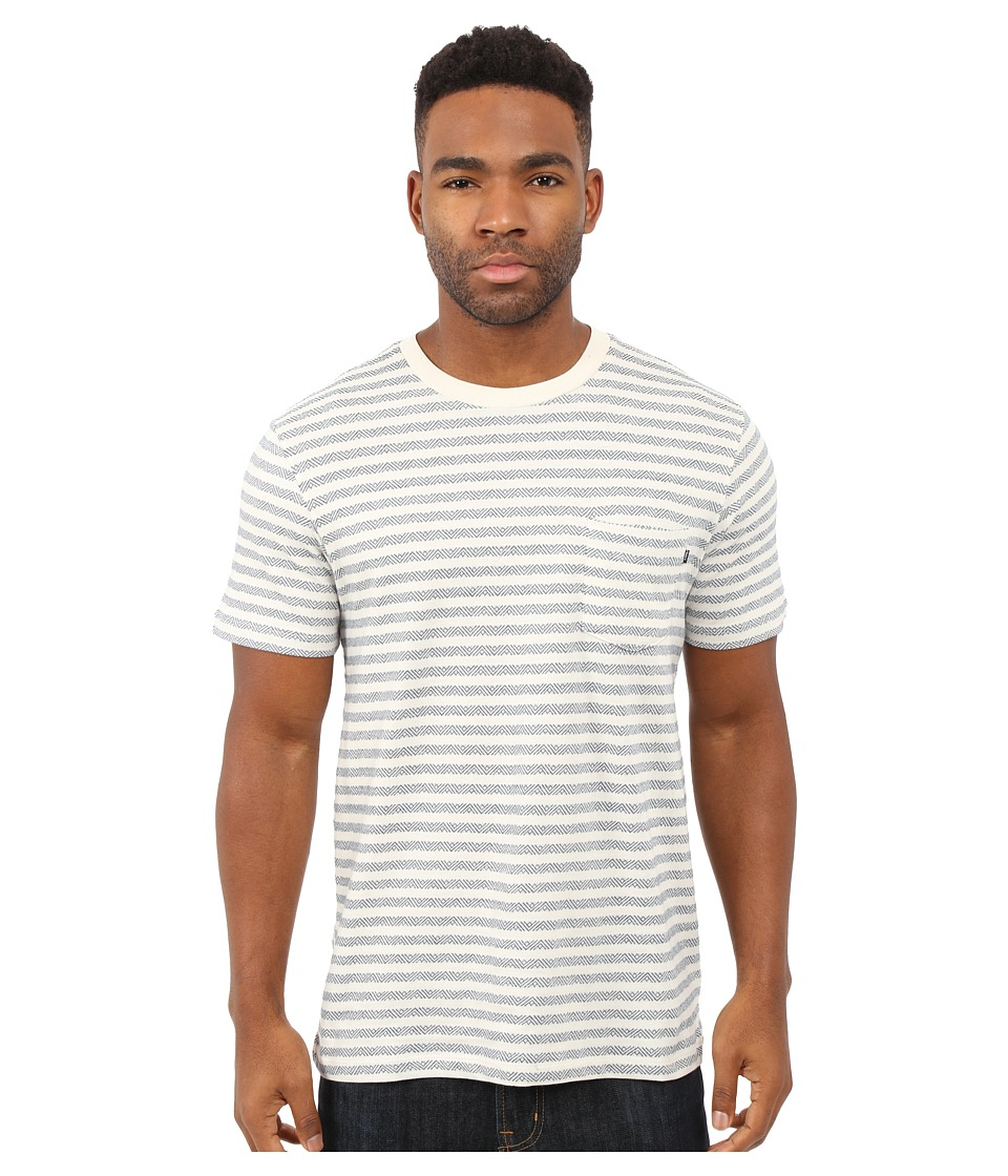 Obey - Kuta Pocket Tee (Cream) Men's T Shirt