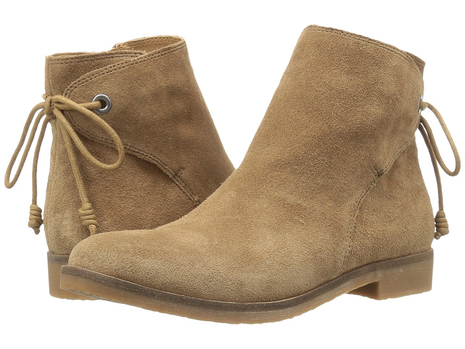 Lucky Brand - Gwenore (Sesame Oil Suede) Women's Boots